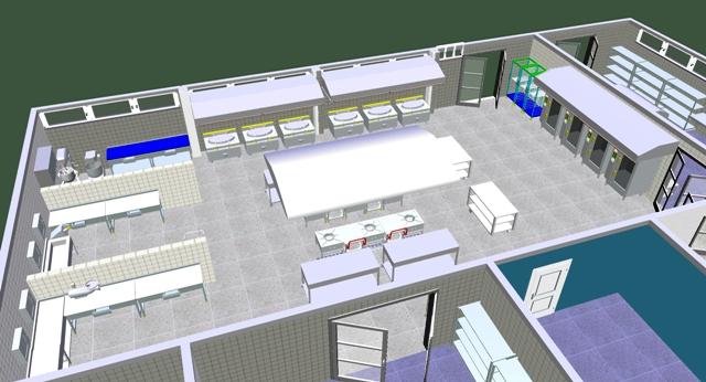 Askeri tesis Yemekhene projesi 3